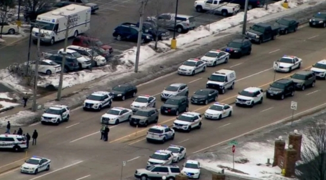 Active Shooter in Illinois