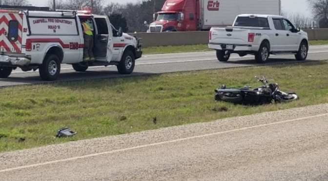 Motorcycle Accident I-30WB At Mile Marker 108 #Breaking #TrafficAlert
