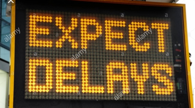 I30 Traffic Delay March 29th