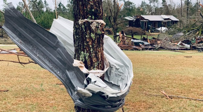 8 Year Old Among The Dead In Tornado Outbreak In Alabama And Georgia