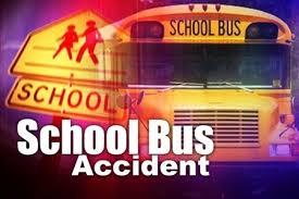 School Bus Accident #Breaking