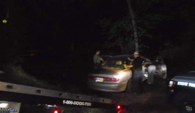 Hunt County & DPS Officers Searching For Subject Who Ran From Accident