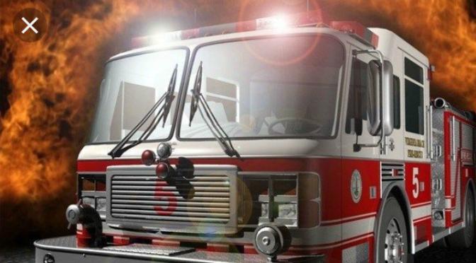 Structure Fire On Oak Hollow Rd Off FM 36