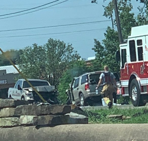 Major Accident Shuts Down Hwy 34 In Greenville | Hunt County Theft