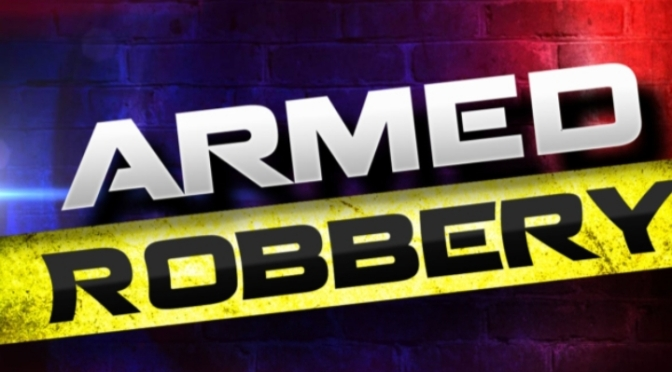 Armed Robbery Overnight In Commerce #Breaking