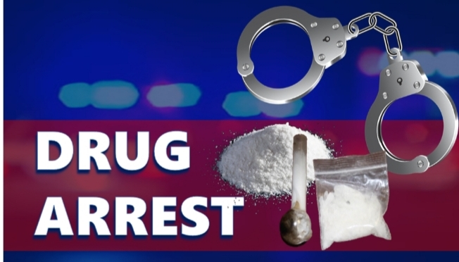 Several Drug Bust In Hunt County Send 6 To Jail