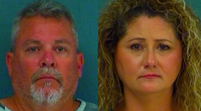 Local Couple Arrested In Hopkins County On Warrants Out Of Hunt County