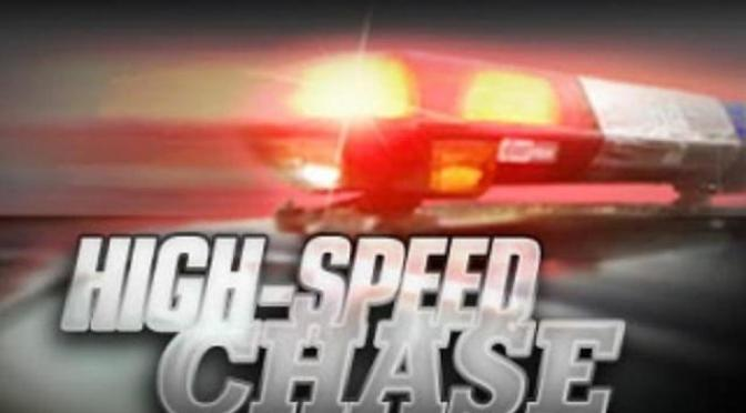 Overnight Pursuit Starting In Caddo Mills Ends In Rockwall County