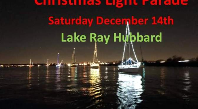 Christmas Light Boat Parade! Don't Miss It!