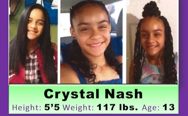 DeSoto police searching for missing 13-year-old Crystal Nash, last seen May 19